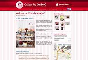 cakes by judy c